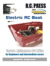 Electric RC Boat Upgrade  Maintenance IPAD Edition