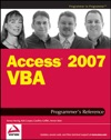 Access 2007 VBA Programmers Reference