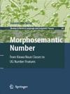 Morphosemantic Number