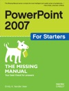 PowerPoint 2007 For Starters The Missing Manual