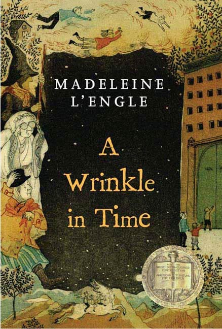 A Wrinkle in Time Madeleine LEngle Book
