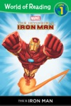 The Invincible Iron Man This Is Iron Man Level 1 Reader