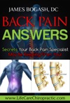 Back Pain Answers Secrets Your Back Pain Specialist May Be Keeping From You