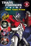 Transformers Prime Meet Team Prime