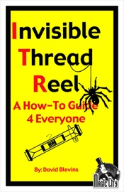 INVISIBLE THREAD REEL BOOK