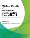 Michael Pistella V Workmens Compensation Appeal Board Samson Buick Body Shop