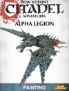 How To Paint Citadel Miniatures Alpha Legion