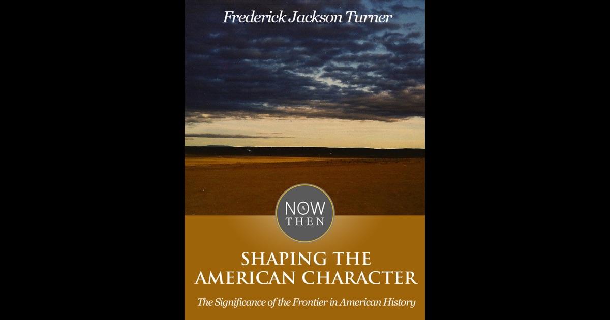 frederick jackson turner essay