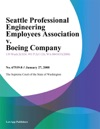 Seattle Professional Engineering Employees Association V Boeing Company
