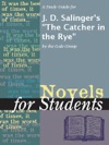 A Study Guide For J D Salingers The Catcher In The Rye
