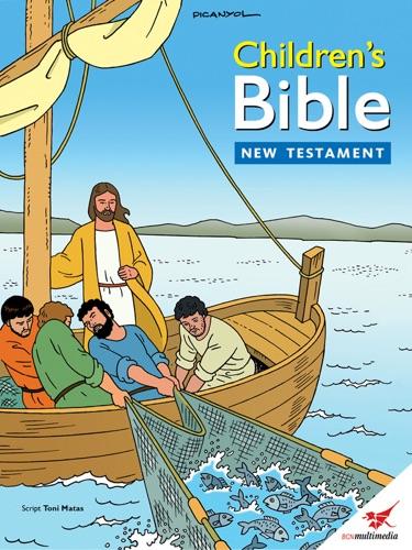 Childrens Bible Comic Book - New Testament