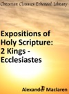 Expositions Of The Holy Scriptures