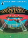Boston - Dont Look Back Songbook