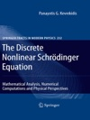 The Discrete Nonlinear Schrdinger Equation
