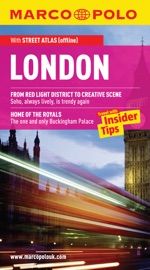 LONDON - MARCO POLO TRAVEL GUIDE