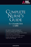 Complete Nurses Guide To Diabetes Care
