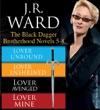 JR Ward The Black Dagger Brotherhood Novels 5-8