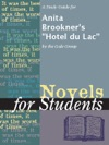 A Study Guide For Anita Brookners Hotel Du Lac