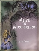 Lewiss Carroll - Alice's Adventures in Wonderland  artwork