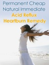 Permanent Cheap 100 Natural Acid Reflux Heartburn Remedy