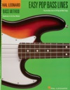 Easy Pop Bass Lines Music Instruction