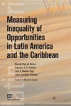 Measuring Inequality Of Opportunities In Latin America And The Caribbean