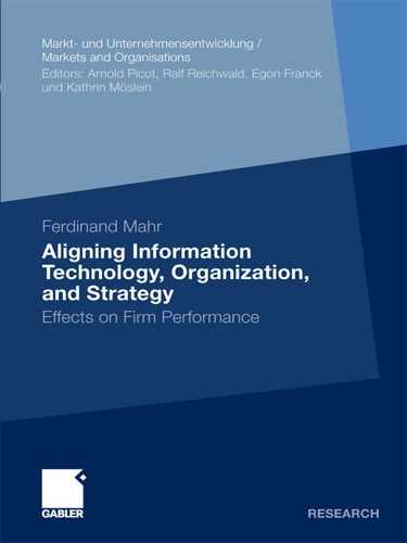 Aligning Information Technology Organization and Strategy