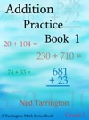 Addition Practice Book 1 Grade 3