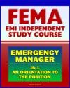 21st Century FEMA Emergency Manager