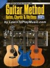 Progressive Guitar Method - Book 1 - Notes Chords And Rhythms - Tablature