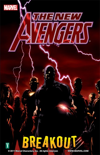 The New Avengers Vol 1 Breakout