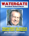 Watergate And President Richard Nixon