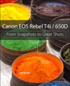 Canon EOS Rebel T4i  650D From Snapshots To Great Shots