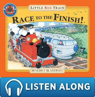 Little Red Trains Race to the Finish Enhanced Edition