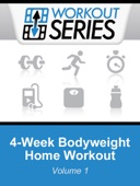 4-Week Bodyweight Home Workout