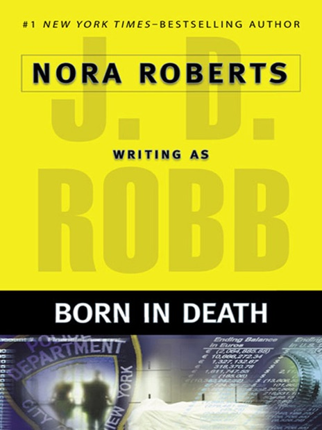 Born in Death J D Robb Book