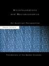 Microfoundations And Macroeconomics
