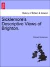 Sicklemores Descriptive Views Of Brighton