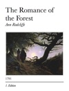 The Romance Of The Forest