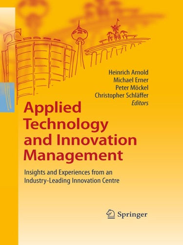 Applied Technology and Innovation Management
