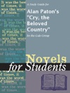 A Study Guide For Alan Patons Cry The Beloved Country