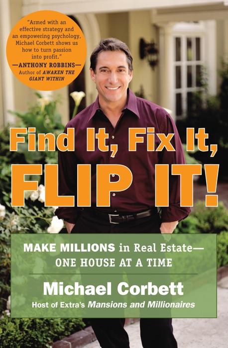 Find It Fix It Flip It Michael Corbett Book