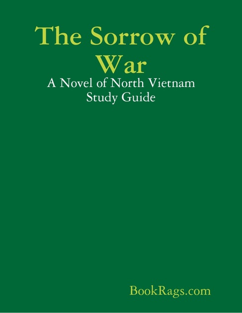 The Sorrow of War by BookRags.com on iBooks