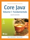Core Java Volume I--Fundamentals Eighth Edition