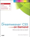 Adobe Dreamweaver CS5 On Demand