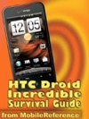 HTC Droid Incredible Survival Guide