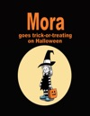 Mora Goes Trick-or-Treating On Halloween