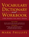 Vocabulary Dictionary And Workbook