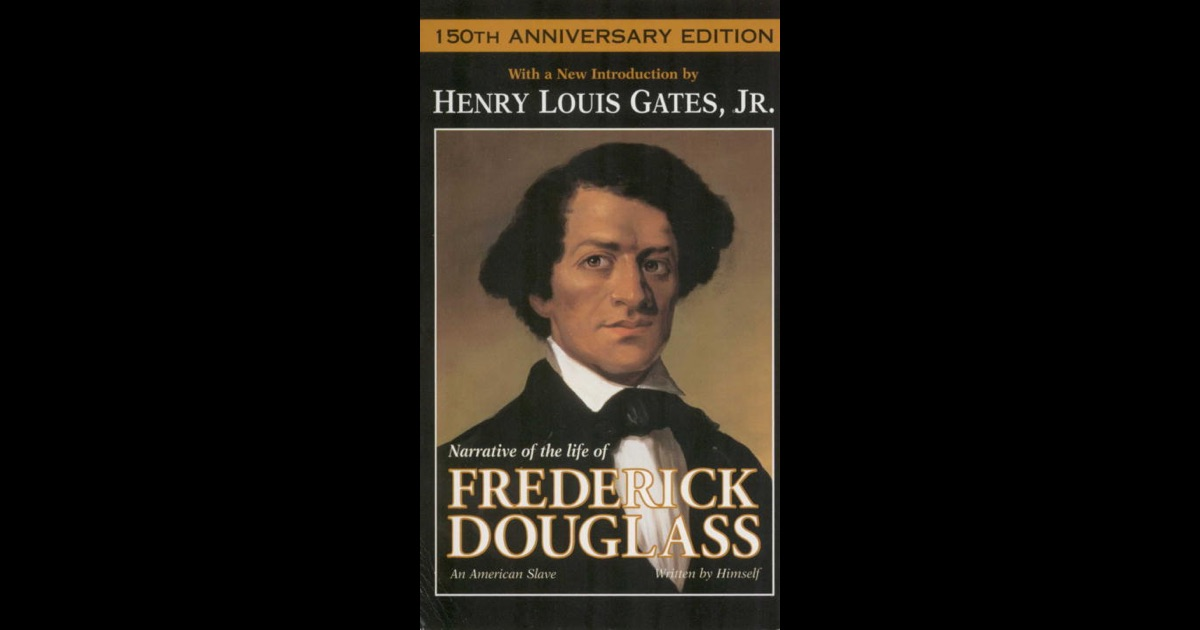 a description of slavery in frederick douglasss autobiography narrative of the life of frederick dou Everything you ever wanted to know about quotes about narrative of the life of frederick douglass, written by  i had a number of warmhearted friends in baltimore,--friends that i loved almost as i did my life,--a religion quotes you are loosed from your moorings, and are free i am fast in my chains, and am a slave you move merrily.