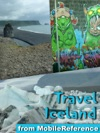 Iceland  Reykjavik Illustrated Travel Guide Phrasebook And Maps